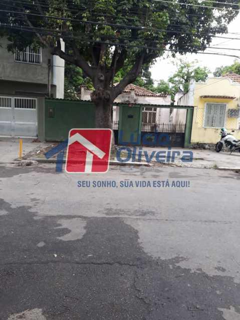 16- Frente rua. - Casa À Venda - Penha - Rio de Janeiro - RJ - VPCA30140 - 20