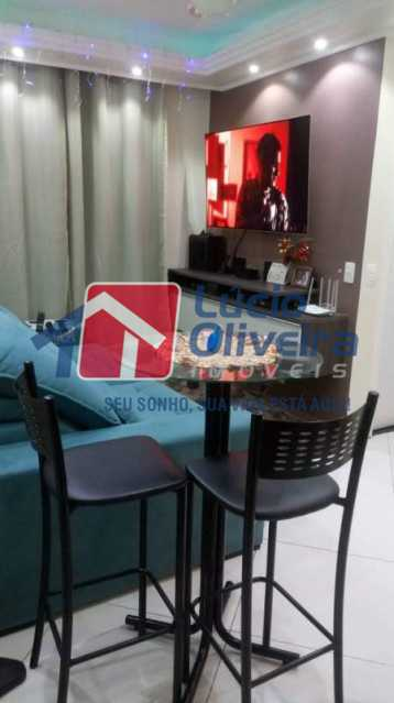 3-Sala... - Apartamento À Venda - Rocha Miranda - Rio de Janeiro - RJ - VPAP21102 - 4