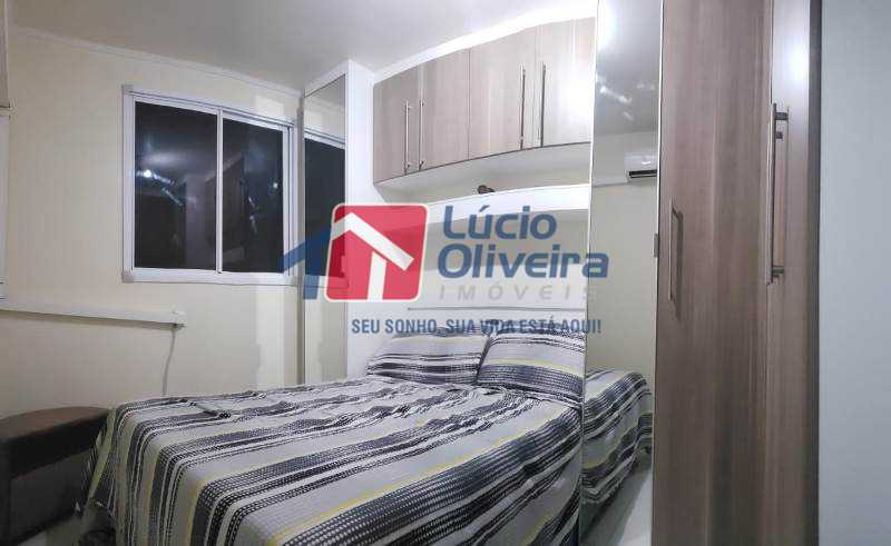 7-Quarto. - Apartamento À Venda - Rocha Miranda - Rio de Janeiro - RJ - VPAP21102 - 8