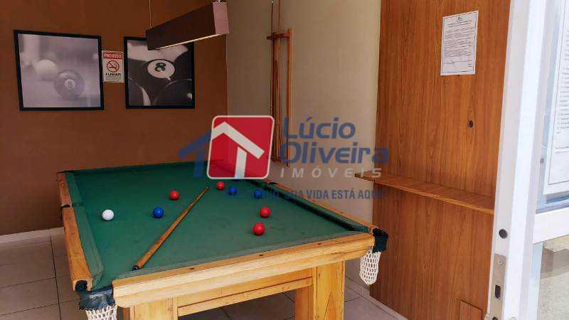 18-Sala Jogos. - Apartamento À Venda - Rocha Miranda - Rio de Janeiro - RJ - VPAP21102 - 19