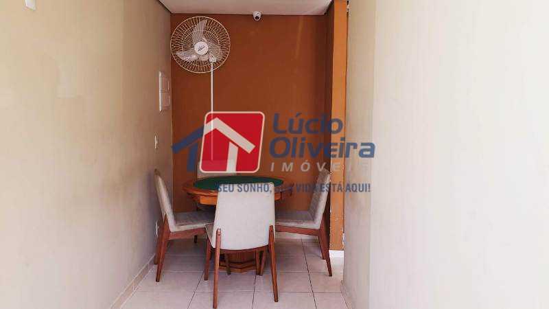 19-Sala Reuniões. - Apartamento À Venda - Rocha Miranda - Rio de Janeiro - RJ - VPAP21102 - 20