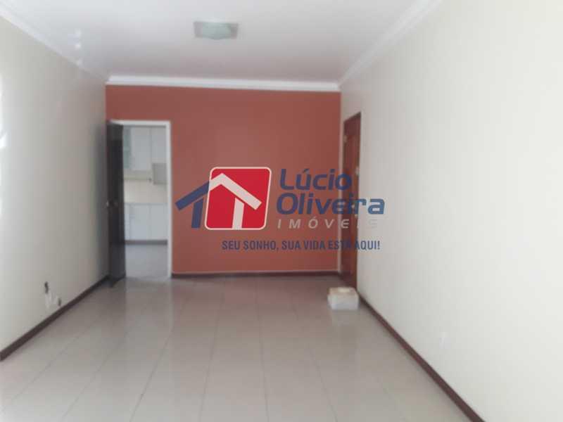 1-Sala 2 ambiente - Apartamento À Venda - Vila da Penha - Rio de Janeiro - RJ - VPAP21103 - 1