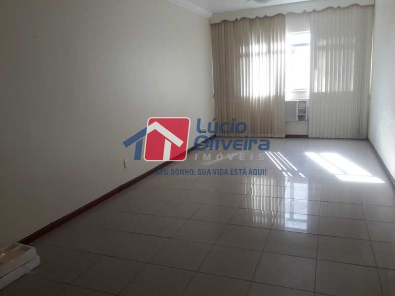 2-Sala - Apartamento À Venda - Vila da Penha - Rio de Janeiro - RJ - VPAP21103 - 3