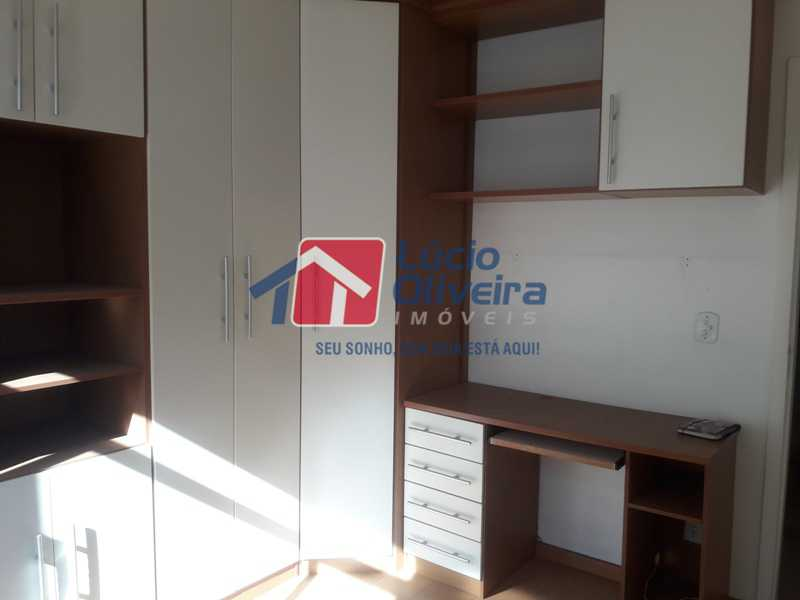 3-Quarto casal armarios - Apartamento À Venda - Vila da Penha - Rio de Janeiro - RJ - VPAP21103 - 4