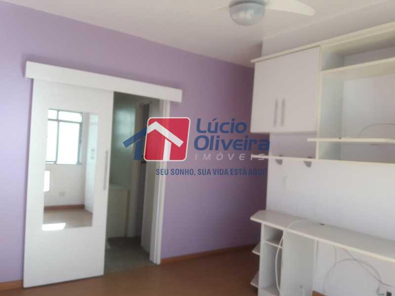 5-Quarto suite - Apartamento À Venda - Vila da Penha - Rio de Janeiro - RJ - VPAP21103 - 6