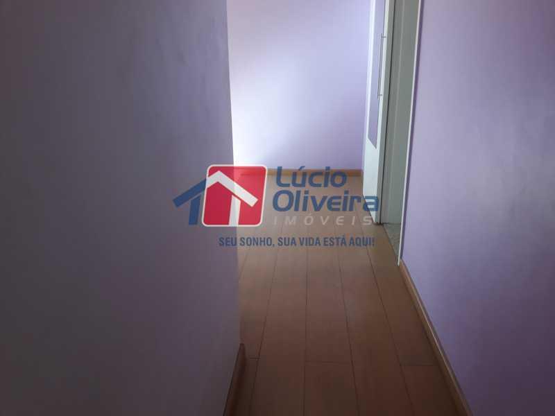 7-Circulação quarto - Apartamento À Venda - Vila da Penha - Rio de Janeiro - RJ - VPAP21103 - 8
