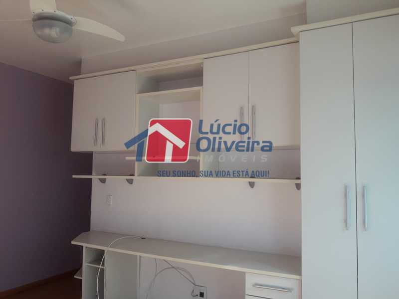 11-Armarios Planejados - Apartamento À Venda - Vila da Penha - Rio de Janeiro - RJ - VPAP21103 - 12