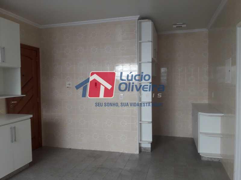 16-Cozinha.... - Apartamento À Venda - Vila da Penha - Rio de Janeiro - RJ - VPAP21103 - 17