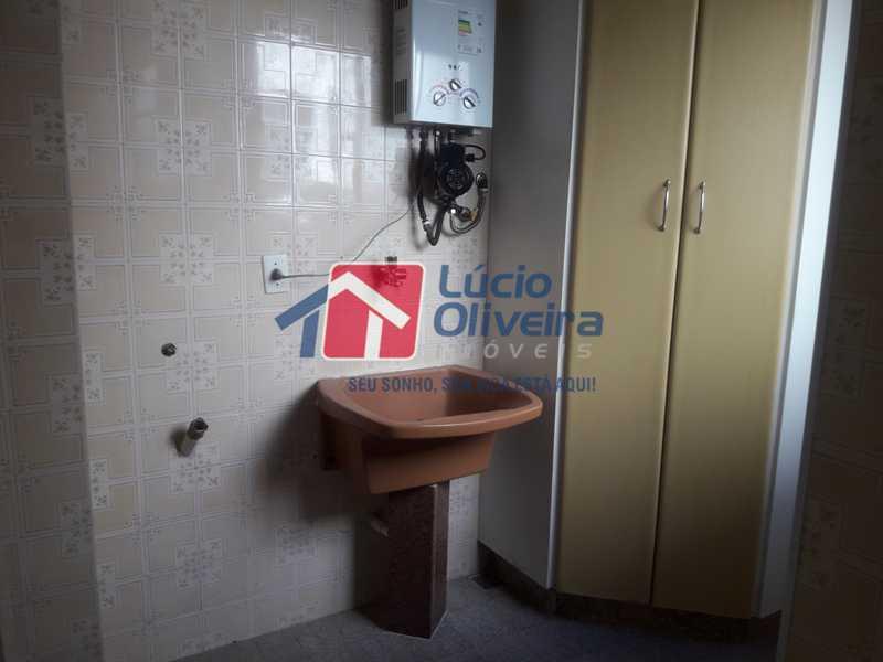 18-Area Serviço - Apartamento À Venda - Vila da Penha - Rio de Janeiro - RJ - VPAP21103 - 19