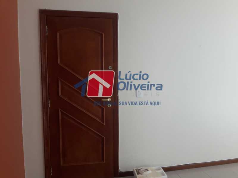 20-Entrada social apt - Apartamento À Venda - Vila da Penha - Rio de Janeiro - RJ - VPAP21103 - 21