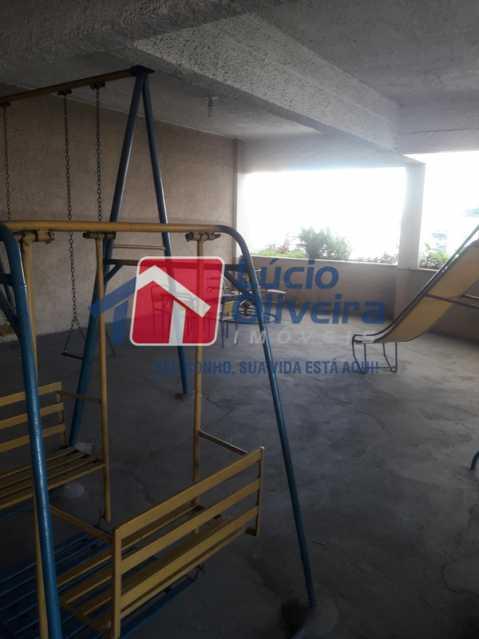 23-Parque infantil - Apartamento À Venda - Vila da Penha - Rio de Janeiro - RJ - VPAP21103 - 24