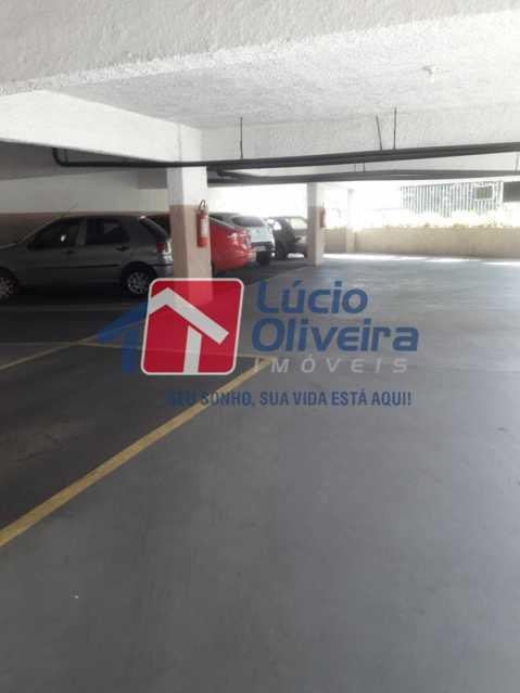 24-Garagem - Apartamento À Venda - Vila da Penha - Rio de Janeiro - RJ - VPAP21103 - 25