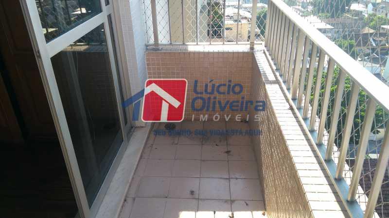 16    varanda - Cobertura À Venda - Olaria - Rio de Janeiro - RJ - VPCO30020 - 19