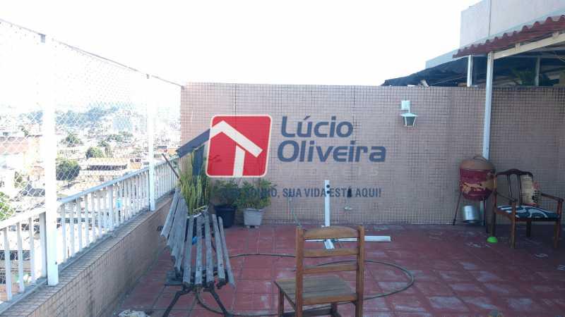 23  terraço - Cobertura À Venda - Olaria - Rio de Janeiro - RJ - VPCO30020 - 26