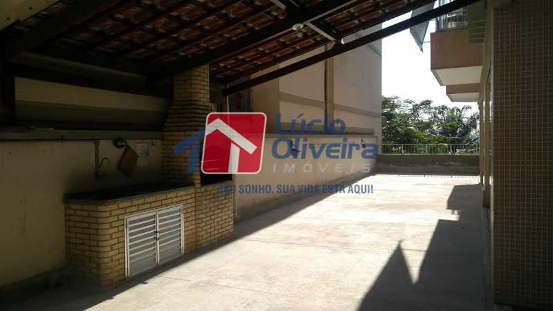 26 churrasqueira - Cobertura À Venda - Olaria - Rio de Janeiro - RJ - VPCO30020 - 29