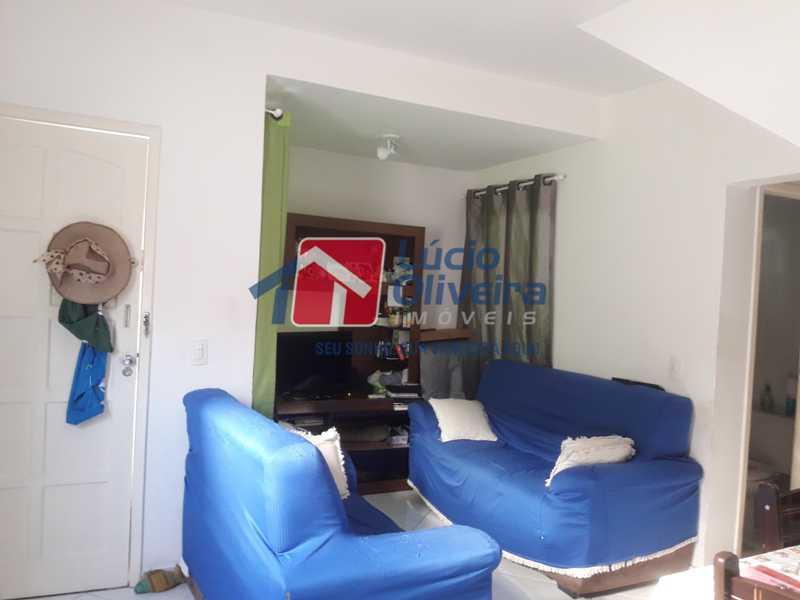 2-Sala - Casa à venda Rua São João Gualberto,Vila da Penha, Rio de Janeiro - R$ 350.000 - VPCA20208 - 3
