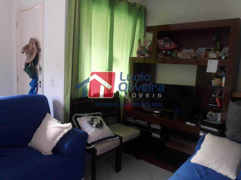 3Sala.. - Casa à venda Rua São João Gualberto,Vila da Penha, Rio de Janeiro - R$ 350.000 - VPCA20208 - 4