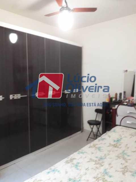 7-Quarto casal... - Casa à venda Rua São João Gualberto,Vila da Penha, Rio de Janeiro - R$ 350.000 - VPCA20208 - 7