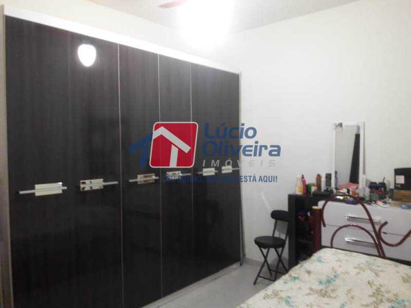 8-Quarto casal. - Casa à venda Rua São João Gualberto,Vila da Penha, Rio de Janeiro - R$ 350.000 - VPCA20208 - 8