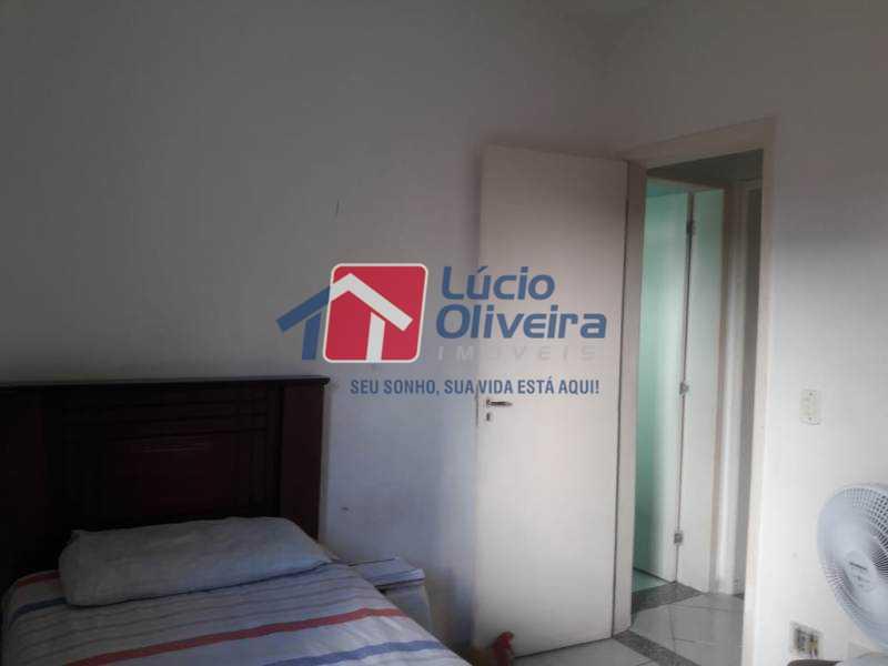 9-Quarto solteiro. - Casa à venda Rua São João Gualberto,Vila da Penha, Rio de Janeiro - R$ 350.000 - VPCA20208 - 9