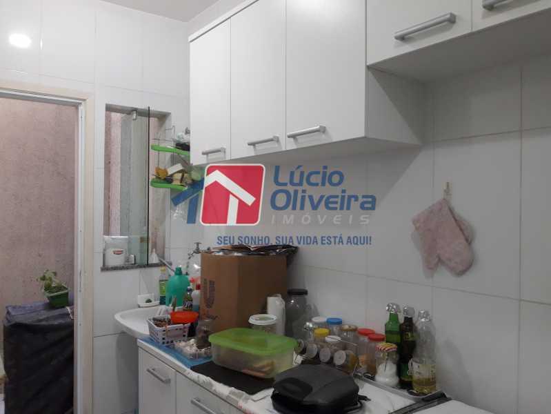 12-Cozinha - Casa à venda Rua São João Gualberto,Vila da Penha, Rio de Janeiro - R$ 350.000 - VPCA20208 - 12