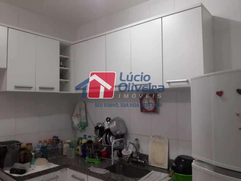 13-Cozinha. - Casa à venda Rua São João Gualberto,Vila da Penha, Rio de Janeiro - R$ 350.000 - VPCA20208 - 13