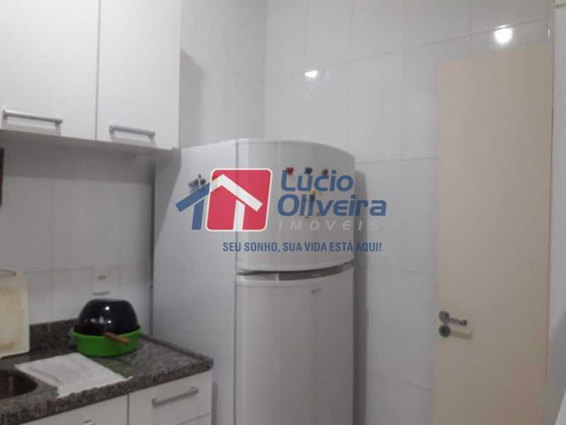 14-Cozinha 2. - Casa à venda Rua São João Gualberto,Vila da Penha, Rio de Janeiro - R$ 350.000 - VPCA20208 - 14