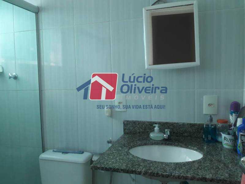 16-Banheiro social... - Casa à venda Rua São João Gualberto,Vila da Penha, Rio de Janeiro - R$ 350.000 - VPCA20208 - 16