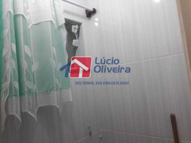 17-Lavabo. - Casa à venda Rua São João Gualberto,Vila da Penha, Rio de Janeiro - R$ 350.000 - VPCA20208 - 17