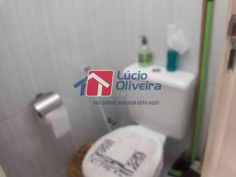 18- Lavabo... - Casa à venda Rua São João Gualberto,Vila da Penha, Rio de Janeiro - R$ 350.000 - VPCA20208 - 18