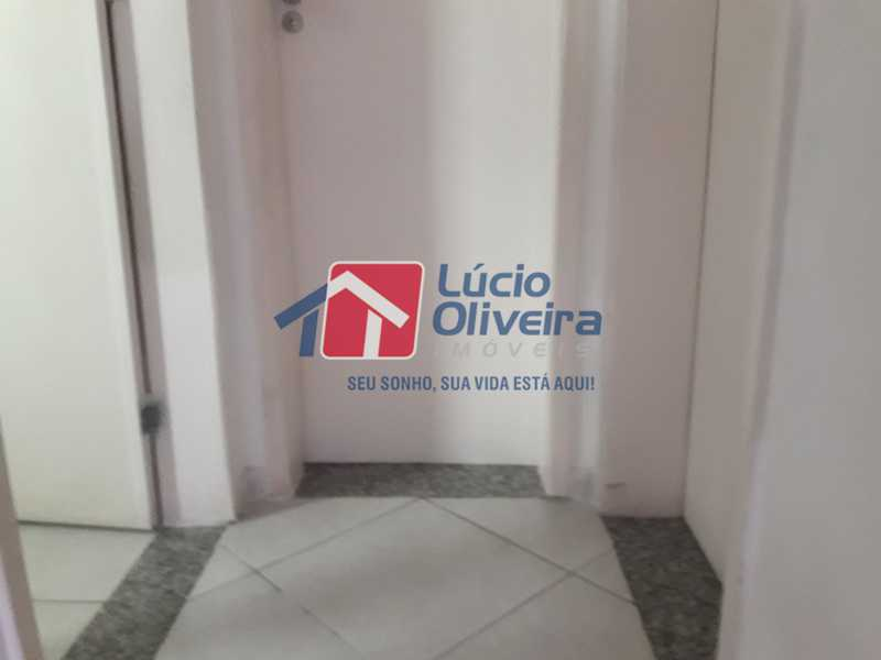 19Circulação - Casa à venda Rua São João Gualberto,Vila da Penha, Rio de Janeiro - R$ 350.000 - VPCA20208 - 19