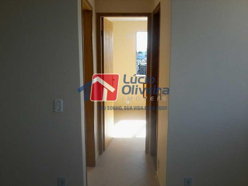 5Circulação - Apartamento À Venda - Rocha Miranda - Rio de Janeiro - RJ - VPAP21104 - 6