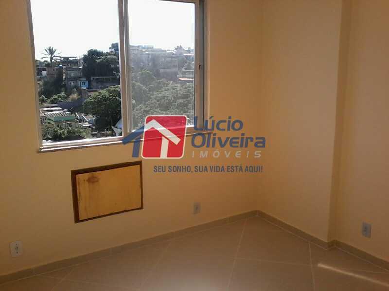 6- Quarto - Apartamento À Venda - Rocha Miranda - Rio de Janeiro - RJ - VPAP21104 - 7