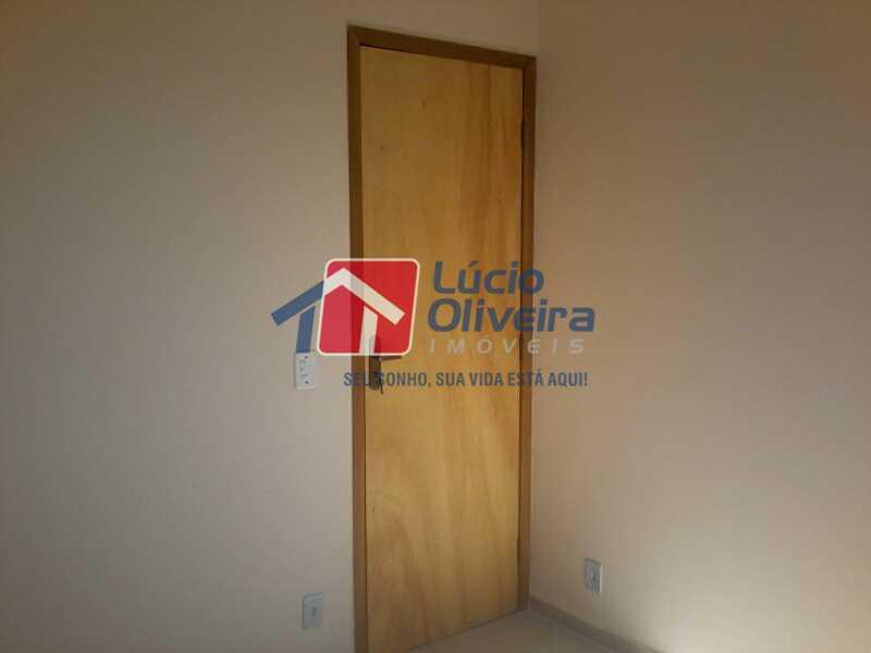 7- Quarto - Apartamento À Venda - Rocha Miranda - Rio de Janeiro - RJ - VPAP21104 - 8