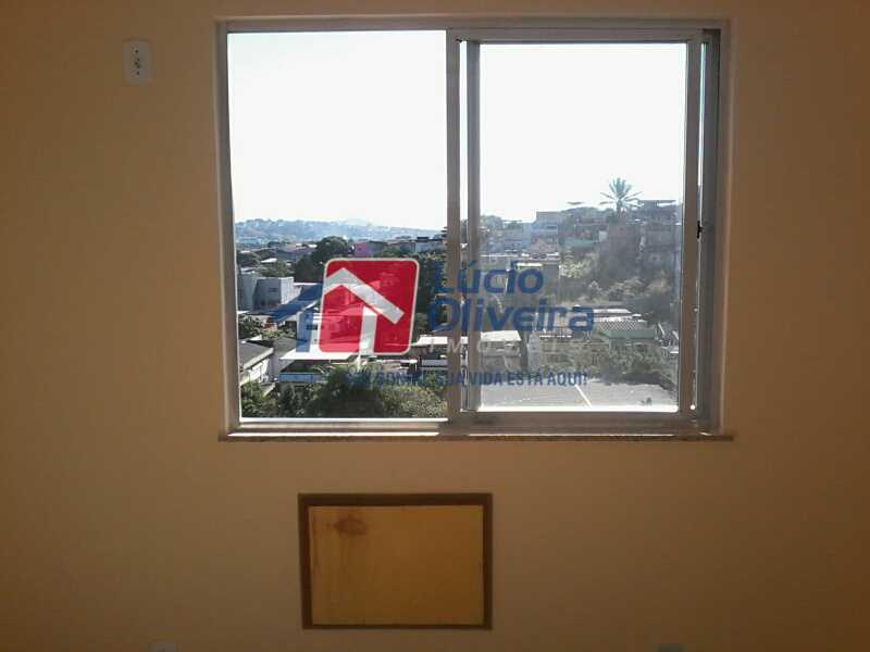 8- Quarto - Apartamento À Venda - Rocha Miranda - Rio de Janeiro - RJ - VPAP21104 - 9