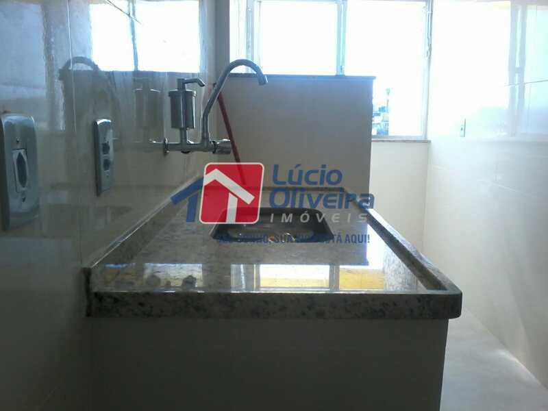 14-Cozinha - Apartamento À Venda - Rocha Miranda - Rio de Janeiro - RJ - VPAP21104 - 15