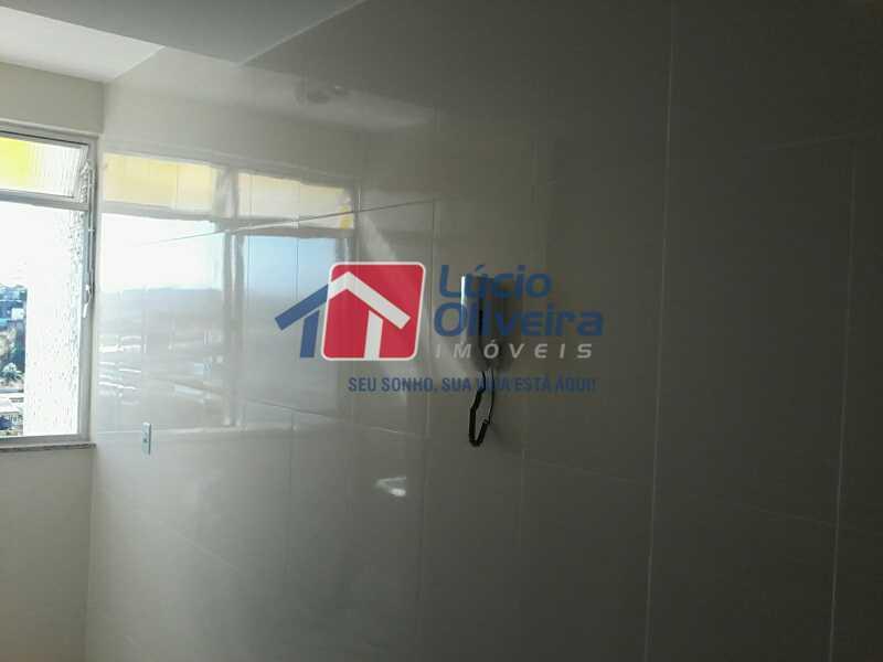 15- Area Serviço - Apartamento À Venda - Rocha Miranda - Rio de Janeiro - RJ - VPAP21104 - 16