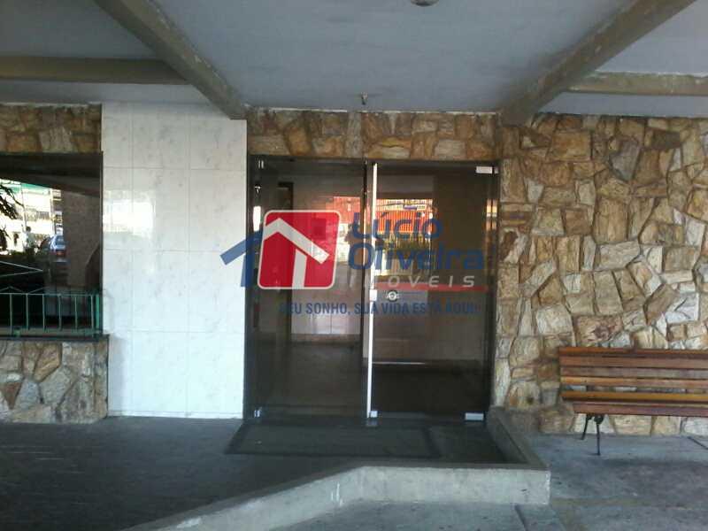 19- Recepção - Apartamento À Venda - Rocha Miranda - Rio de Janeiro - RJ - VPAP21104 - 19