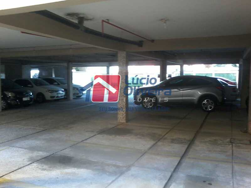 20-Garagem - Apartamento À Venda - Rocha Miranda - Rio de Janeiro - RJ - VPAP21104 - 20
