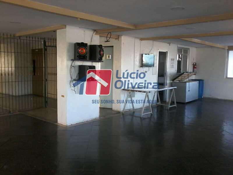 21-Salão festas - Apartamento À Venda - Rocha Miranda - Rio de Janeiro - RJ - VPAP21104 - 21