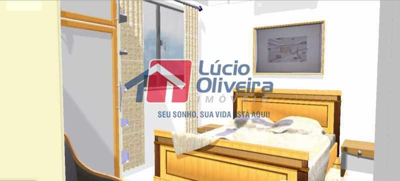 06 - Terreno 340m² à venda Estrada do Quitungo,Braz de Pina, Rio de Janeiro - R$ 400.000 - VPBF00013 - 7