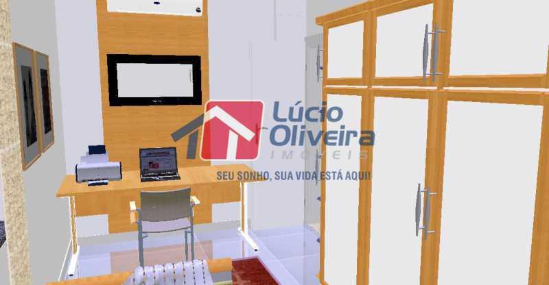 07 - Terreno 340m² à venda Estrada do Quitungo,Braz de Pina, Rio de Janeiro - R$ 400.000 - VPBF00013 - 8