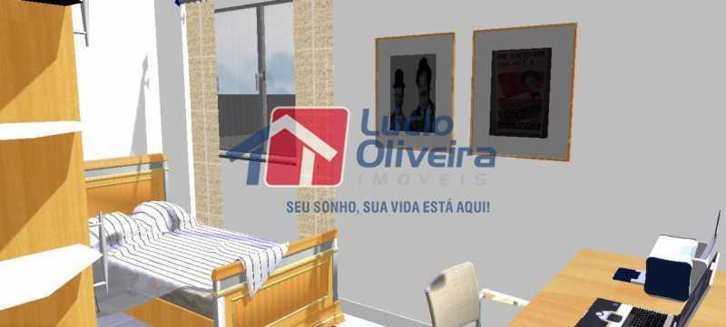 09 - Terreno 340m² à venda Estrada do Quitungo,Braz de Pina, Rio de Janeiro - R$ 400.000 - VPBF00013 - 10