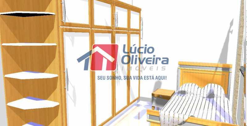08 - Terreno 340m² à venda Estrada do Quitungo,Braz de Pina, Rio de Janeiro - R$ 400.000 - VPBF00013 - 9