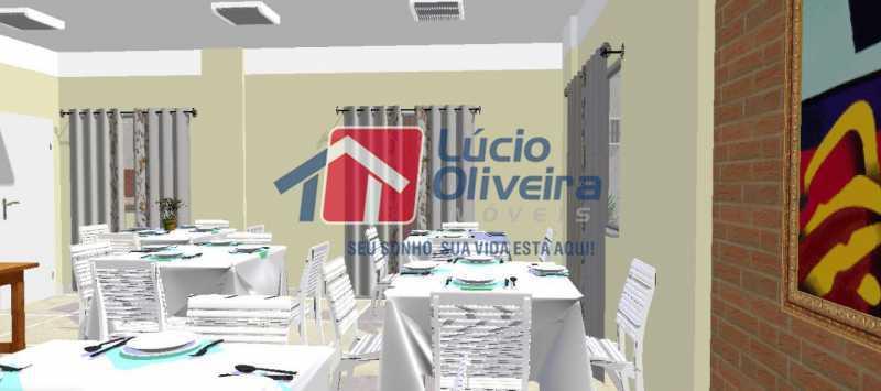 13 - Terreno 340m² à venda Estrada do Quitungo,Braz de Pina, Rio de Janeiro - R$ 400.000 - VPBF00013 - 14