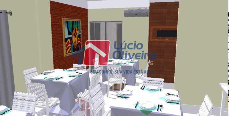 12 - Terreno 340m² à venda Estrada do Quitungo,Braz de Pina, Rio de Janeiro - R$ 400.000 - VPBF00013 - 13