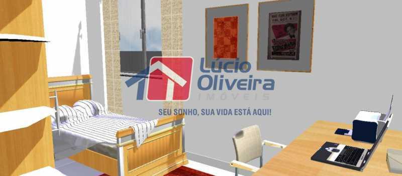10 - Terreno 340m² à venda Estrada do Quitungo,Braz de Pina, Rio de Janeiro - R$ 400.000 - VPBF00013 - 11