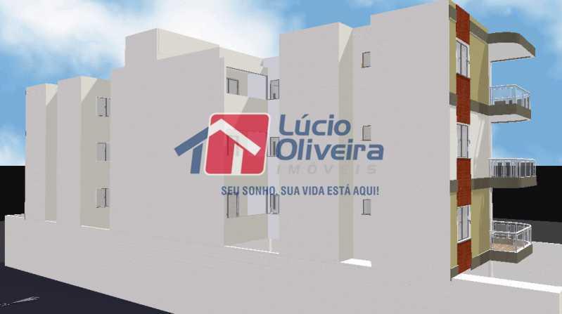 04 - Terreno 340m² à venda Estrada do Quitungo,Braz de Pina, Rio de Janeiro - R$ 400.000 - VPBF00013 - 5
