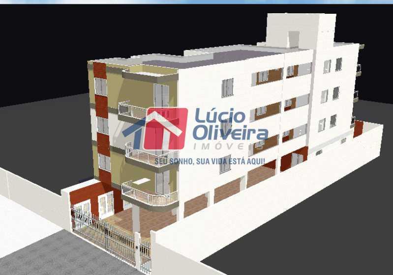 03 - Terreno 340m² à venda Estrada do Quitungo,Braz de Pina, Rio de Janeiro - R$ 400.000 - VPBF00013 - 4