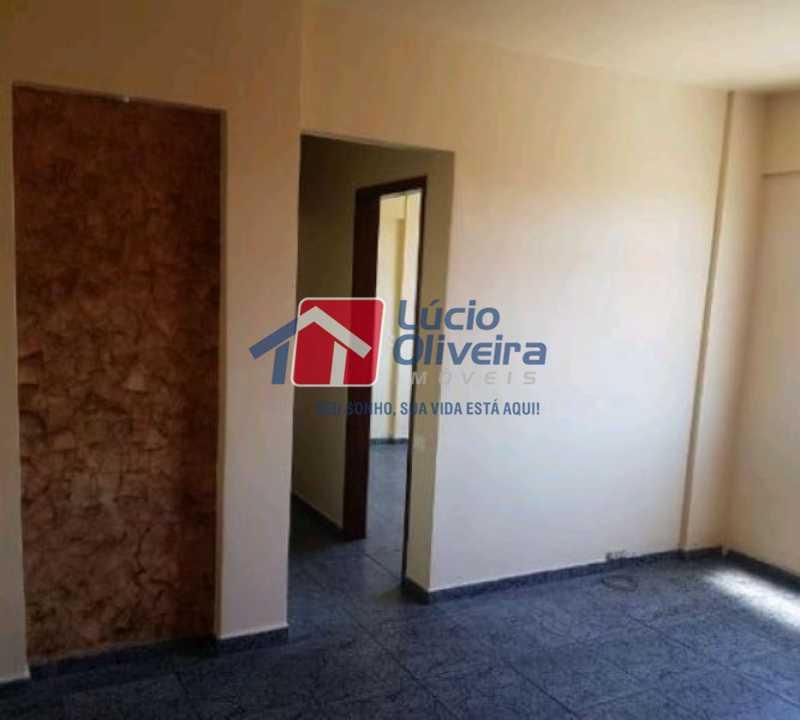 3- Sala - Apartamento À Venda - Olaria - Rio de Janeiro - RJ - VPAP21106 - 4
